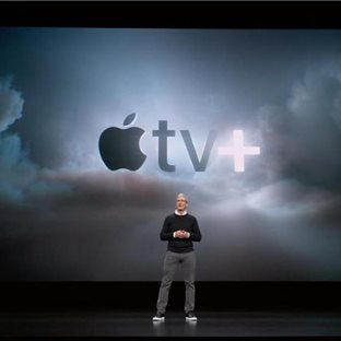 Predstavenie Apple TV Plus.