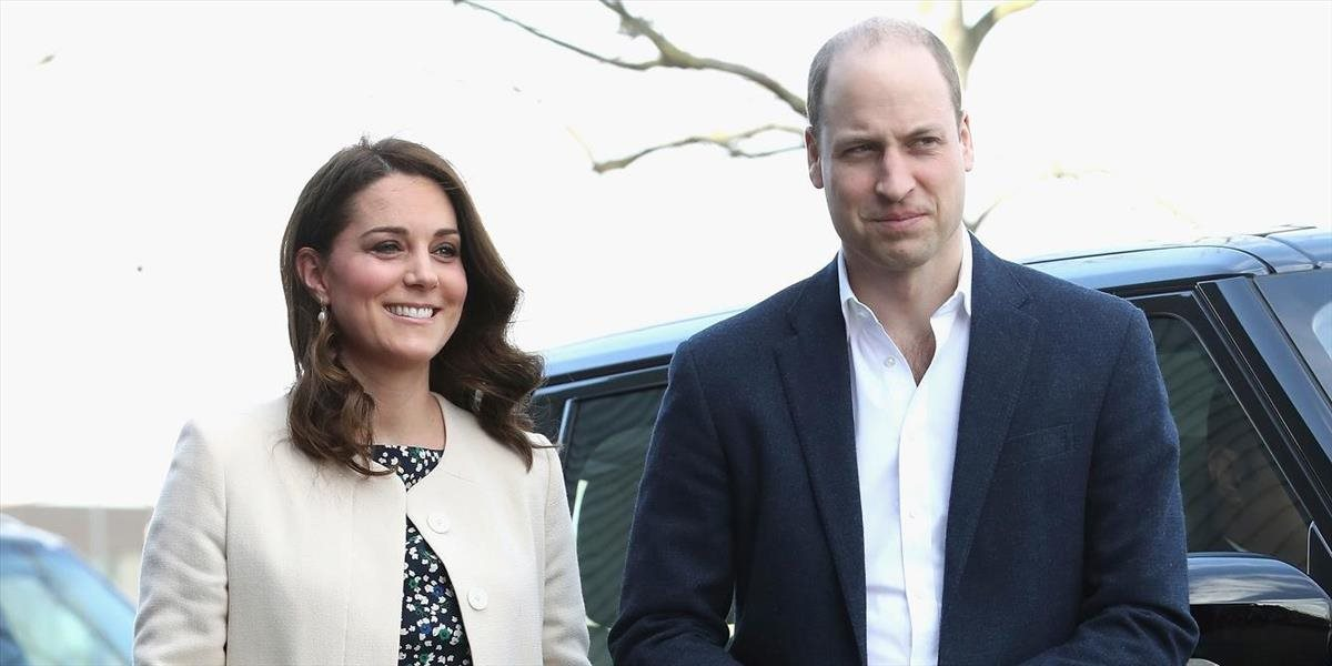 Kate a Wiliam