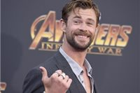 Austrálsky herec Chris Hemsworth