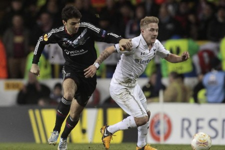Lewis Holtby a Clement Grenier