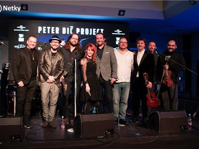 Peter Bič Project krst albumu