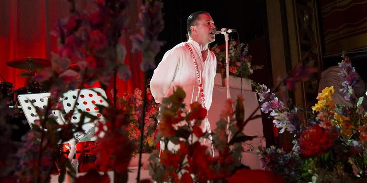 Mike Patton z Faith No More