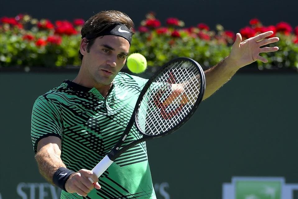 Federer+post%c3%bapil+do+osemfin%c3%a1le+turnaja+ATP+v+Miami