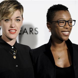 Lauren Morelli a Samira Wiley