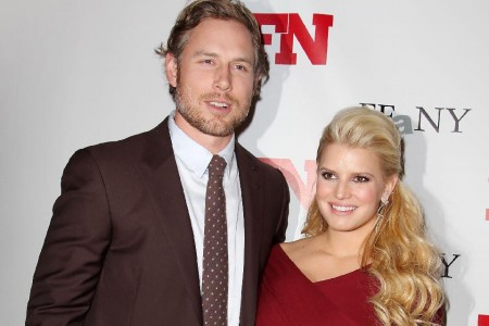 Jessica Simpson a Eric Johnson
