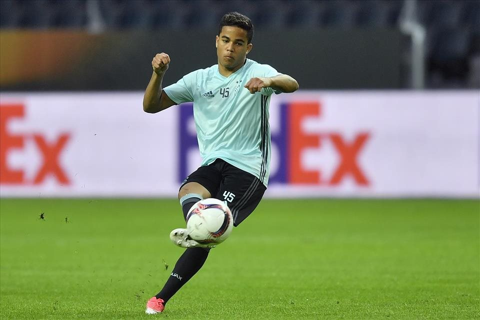 Justin+Kluivert%c2%a0z+Ajaxu%c2%a0Amsterdam+do+AS+R%c3%adm%3a+Podp%c3%adsal+zmluvu+na+p%c3%a4%c5%a5+rokov