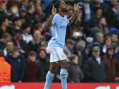 Raheem Sterling z Manchestru City