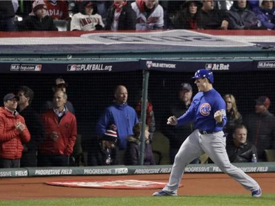 Anthony Rizzo z Cubs