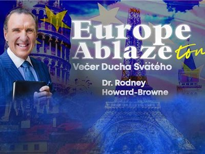 Dr. Rodney Howard-Browne