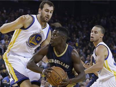 Golden State - New Orleans 112:85