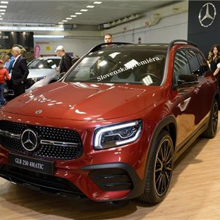 Mercedes GLB 250 4Matic