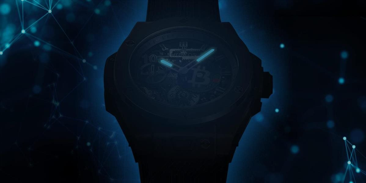 Hublot Big Bang Blockchain