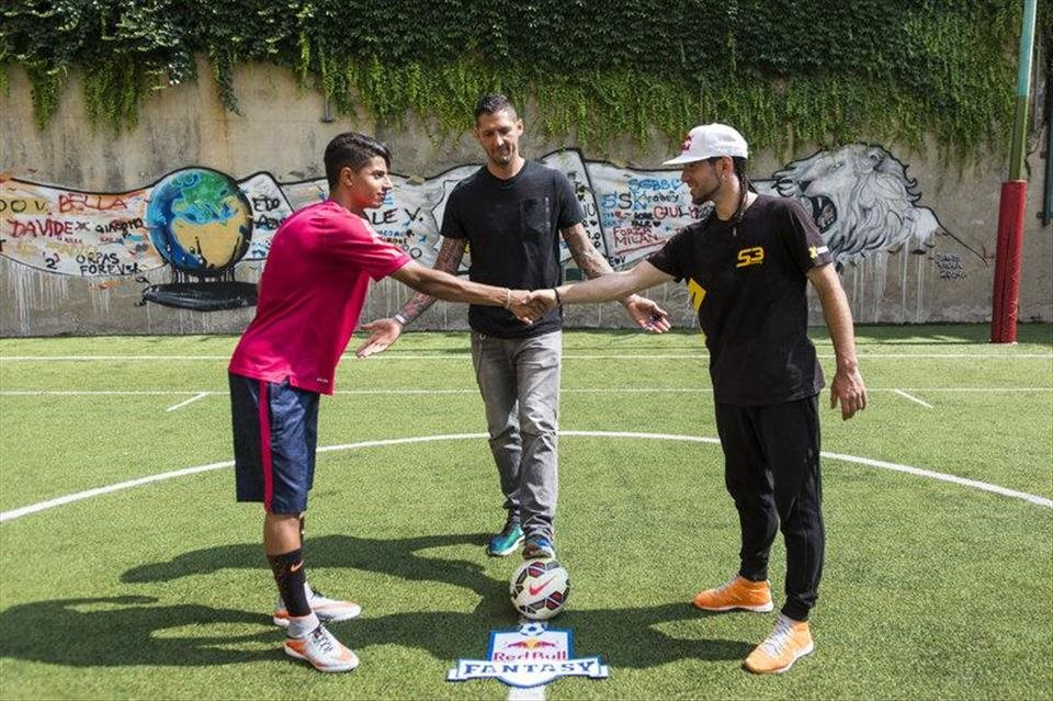 VIDEO Milánsky talent Hachim Mastour vyzval na súboj freestylistu Séana Garniera