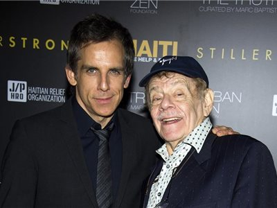 Jerry Stiller so synom Benom.